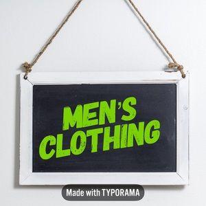 Men's Clothing - Bundle for the Best Value